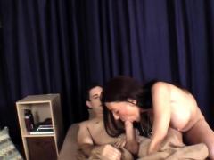 massive tits milf sex with creampie