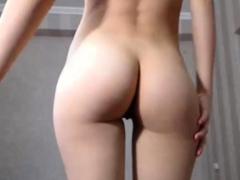 Skinny jennaleen dances for cam