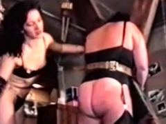 french-bdsm-couple-trains-chubby-slave