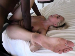 Creampied Blonde Plowed
