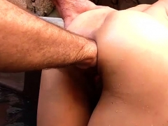 Anal Fisting And Giant Insertions Amateur Slut