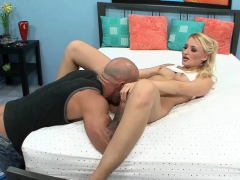 Sexy Girl Gets Her Wet Cunt Drilled
