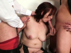 old-granny-loses-strip-poker-and-fucked