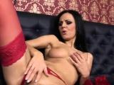 Hot solo masturbation Brenda Black