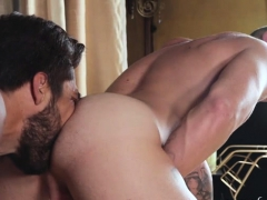 Latin Son Anal Sex With Facial