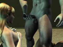 mmf cute hd 3d porn animation