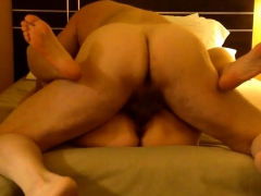 Married Coworker Fuck and Creampie