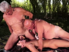 Mature Men Make Babe Swallow Cum | Porn Bios