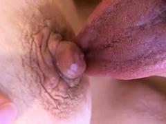 sucking nip' teasing