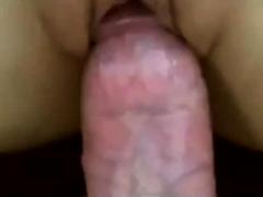He 1st Fucks Pussy Then Destroys Her Ass