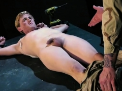 Tattoo Military Fetish And Cumshot