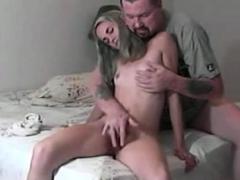 Fucked Small Teen Cumshot