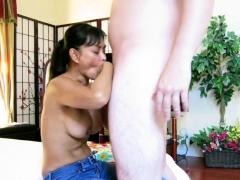 Droptopgal Asian Hot Wife With Regular Bull Part 01