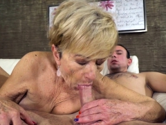 blonde granny blows cock granny sex movies