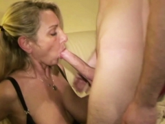 german monster tits milf jenny seduce 18yr old young man to fuck