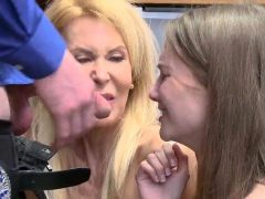 fake taxi uk police and office anal orgy first time while