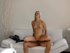 Hunt4k. Rich Guy Plays With Blonde's Pussy In Front Of…