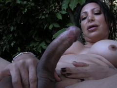 Solo Ts Jerks Hard Cock Ass Up Face Down