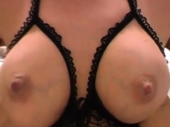 boobs exercises with horny big titted milf PornBookPro
