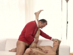 French Mature And Cock Blonde Teen Girl Stranger In A
