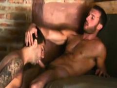 Latinos Leandro And Paul Fucking