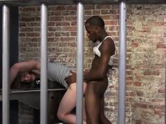 Black Guy Nails Twink
