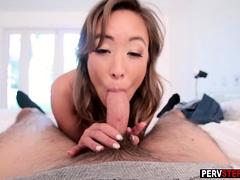 Asian Milf Stepmom Enjoyed In A Stepsons Erotic Massage
