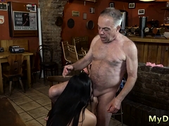 old lady sucking dick first time can you trust your gf