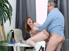 Lovesome Schoolgirl Gets Seduced And Banged By Senior61ejb