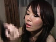 mature sweetheart gets down and gives a sizzling irrumation