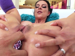butt-plugged-ho-creampied
