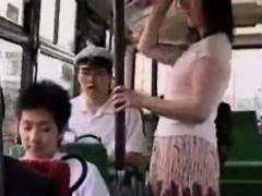masturbation-in-bus