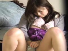 Amateur Asian Panties Wet