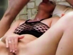 mature mom fuck her son and eat his juicy cum