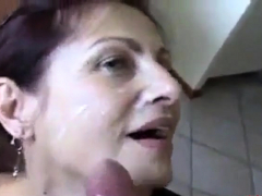 strapped for cash mature sell pussy to young guy