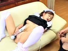 fantastic maid porn in amateur – more at hotajp.com