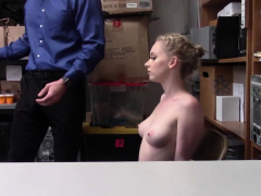 Sexy Babe Fucked After Stealing Wallet