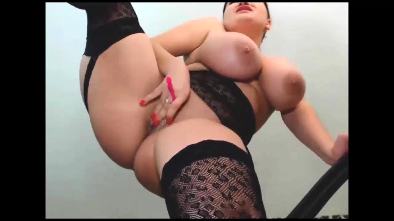 Bbw Latina Masturbation Squirt