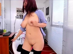 up-view-of-perfet-pussy-and-nice-big-tits