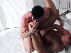 Billy Santoro and Michael Roman