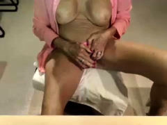german-granny-giving-blowjob