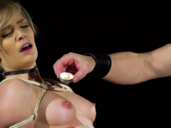 New Extreme Sex And Painful Bdsm For Candee Licious