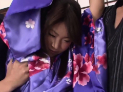 Beautiful pretty geisha fucked tmb