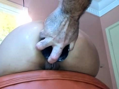 Extreme Anal Fisting And Giant Insertions Amateur