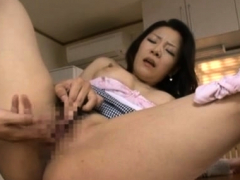 Hardcore japanese fucking act with a sexy sweetheart