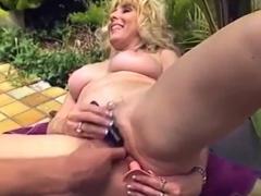 Mature Mom Anal