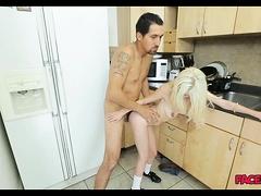 blonde-destroyed-in-kitchen