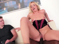 PAWG Housewife Georgina Grey Mounts BBC