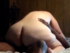 Cuckold Amateur granny suck and fuck