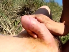 old-man-blows-his-friends-cock-in-the-dunes